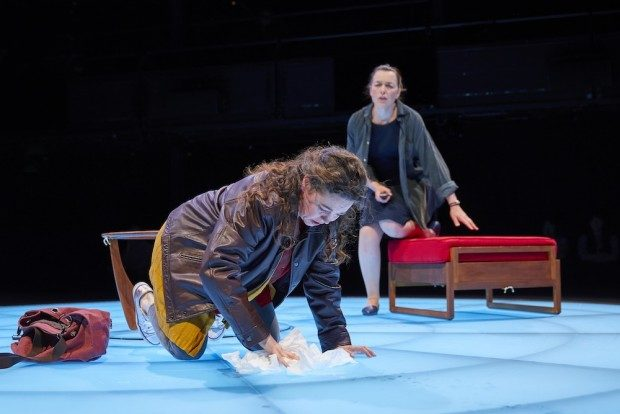 """Lucy Kirkwood's New Drama,""""Mosquitoes"""" at the National Theatre"""