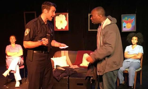 """Black & Blue"" by Kevin Demoan Edwards: A Theater Review"