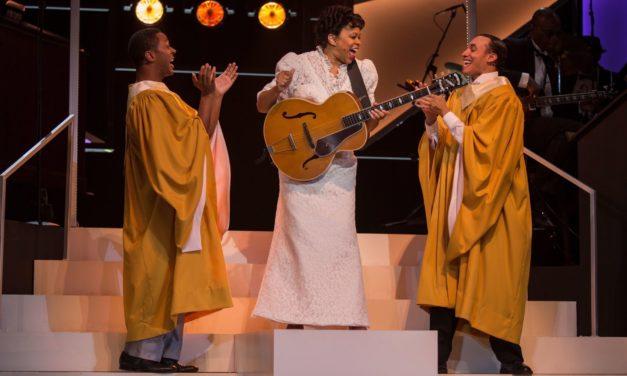 """""""Shout Sister Shout!"""" at The Pasadena Playhouse"""