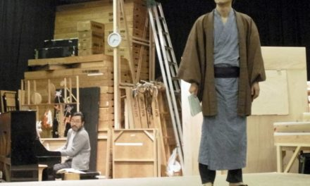 "Takehiro Hira Steps Into a 19th-Century Affair in the Award-Winning ""Kaku Onna"""