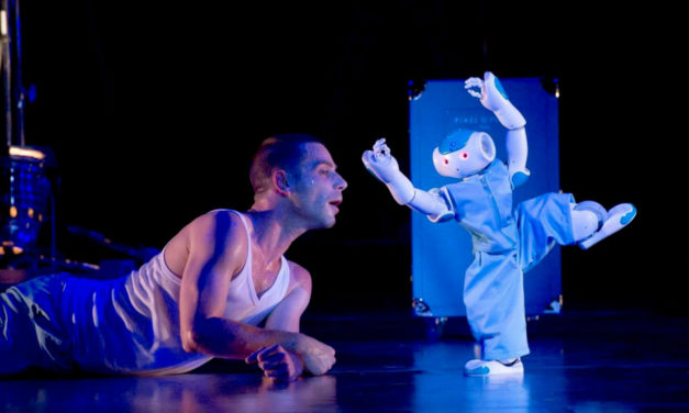 """Between Man And Machine:"" Biana Li's Robotic Dance Show For Kids"