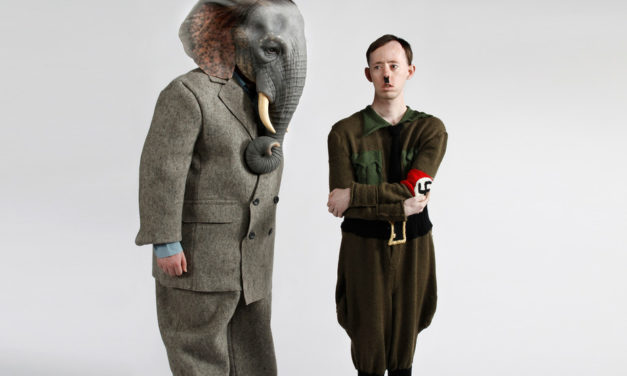 """Ganesh Versus The Third Reich"" And Actors With Disabilities"