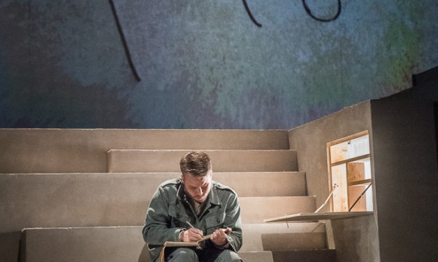 "When Real Life Out-Performs The Theatre: ""1984"" At The Reykjavik City Theatre"