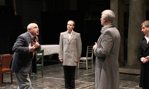 Interview: Mikhail Reznikovich, An Artistic Director Of The National Theatre Of Kiev, Talks About Their Upcoming London Tour At The St. James Theatre