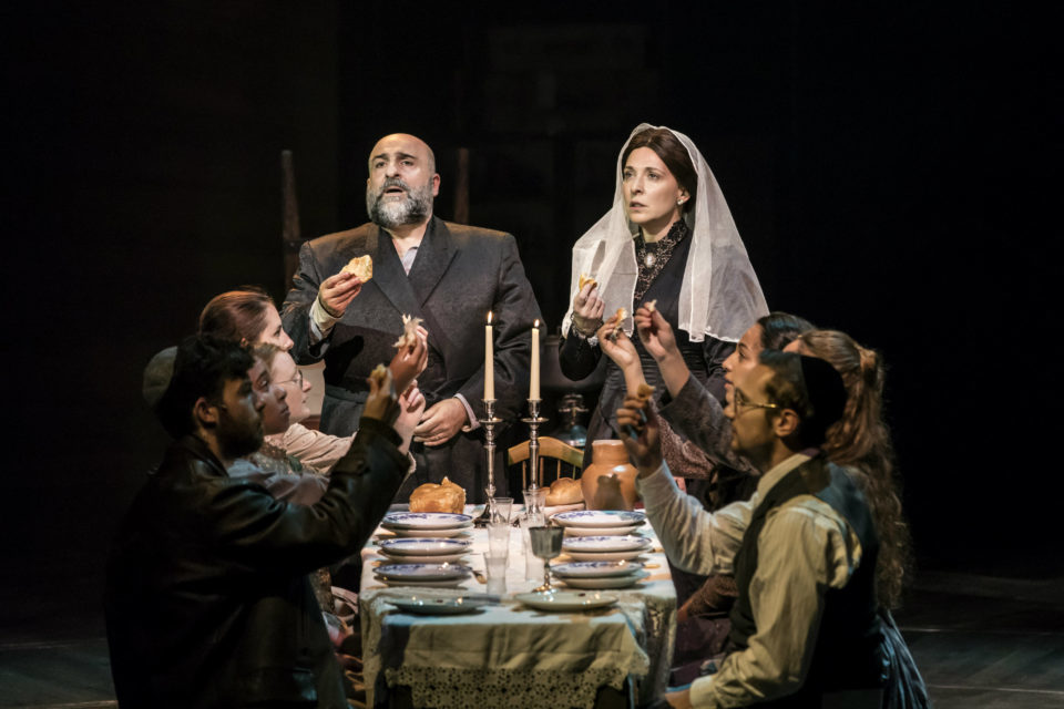 """Fiddler On The Roof"" at The Chichester Festival Theatre"