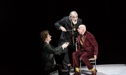 "Review: ""The Nose"" At The Royal Opera House"