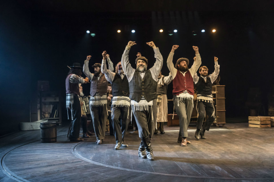 Quot Fiddler On The Roof Quot At The Chichester Festival Theatre