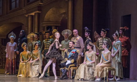 "Review: ""Anastasia"" At The Royal Opera House"