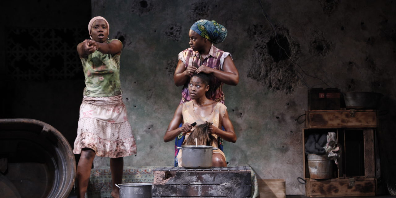 "From Feminist to Globalist to Humanist: Intercultural Dramaturgy for Compassionate Action in Danai Gurira's ""Eclipsed"""