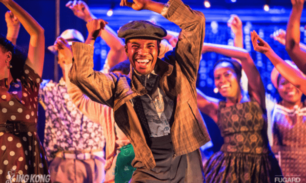 "All-black South African Cast Explosive in the Rewarding ""King Kong"" Revival at Joburg Mandela Theatre"