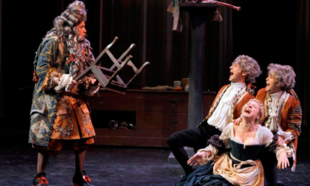 International Chekhov Theater Festival Opens In Moscow