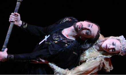 "Bolshoi's ""Ivan Grozny"" To Be Broadcast Around The World"