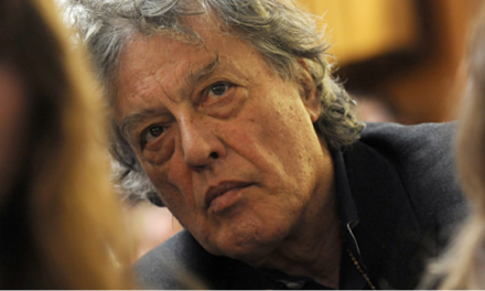 Tom Stoppard Backs Moscow's Teatr.doc