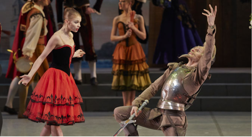 Mikhailovsky Theater Ready For Its Turn In The Spotlight