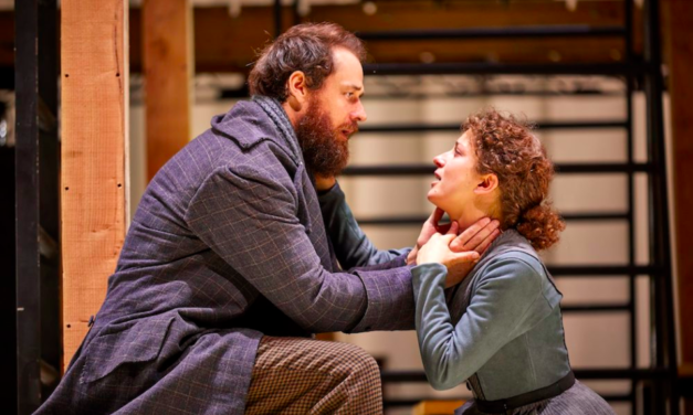 """Jane Eyre"" at the National Theatre"