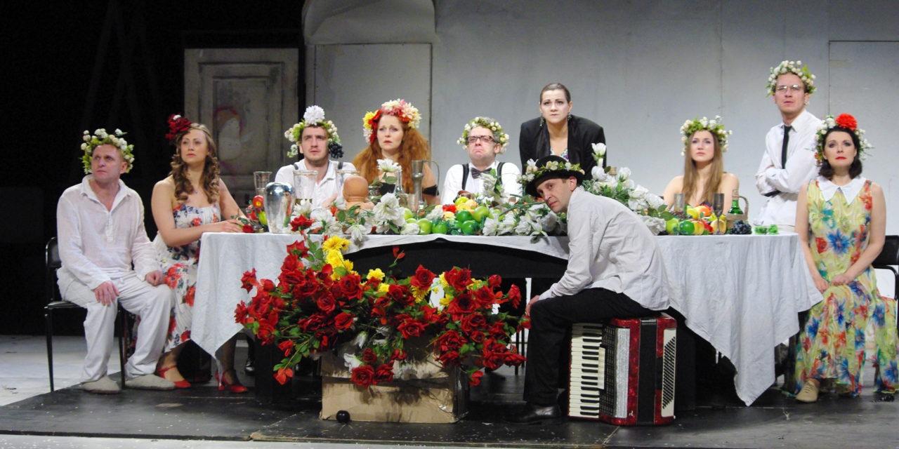 """Russian Theatre On Screen: Yury Butusov's """"The Seagull"""""""