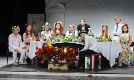 "Russian Theatre On Screen: Yury Butusov's ""The Seagull"""