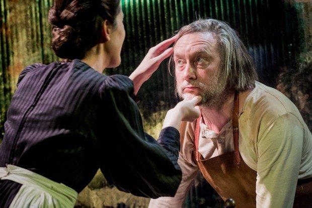 """The Blinding Light"" at Jermyn Street Theatre"