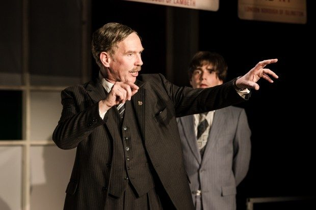 """""""The Knowledge"""" at Charing Cross Theatre"""