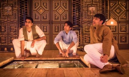 """Lions And Tigers"" at Sam Wanamaker Playhouse"
