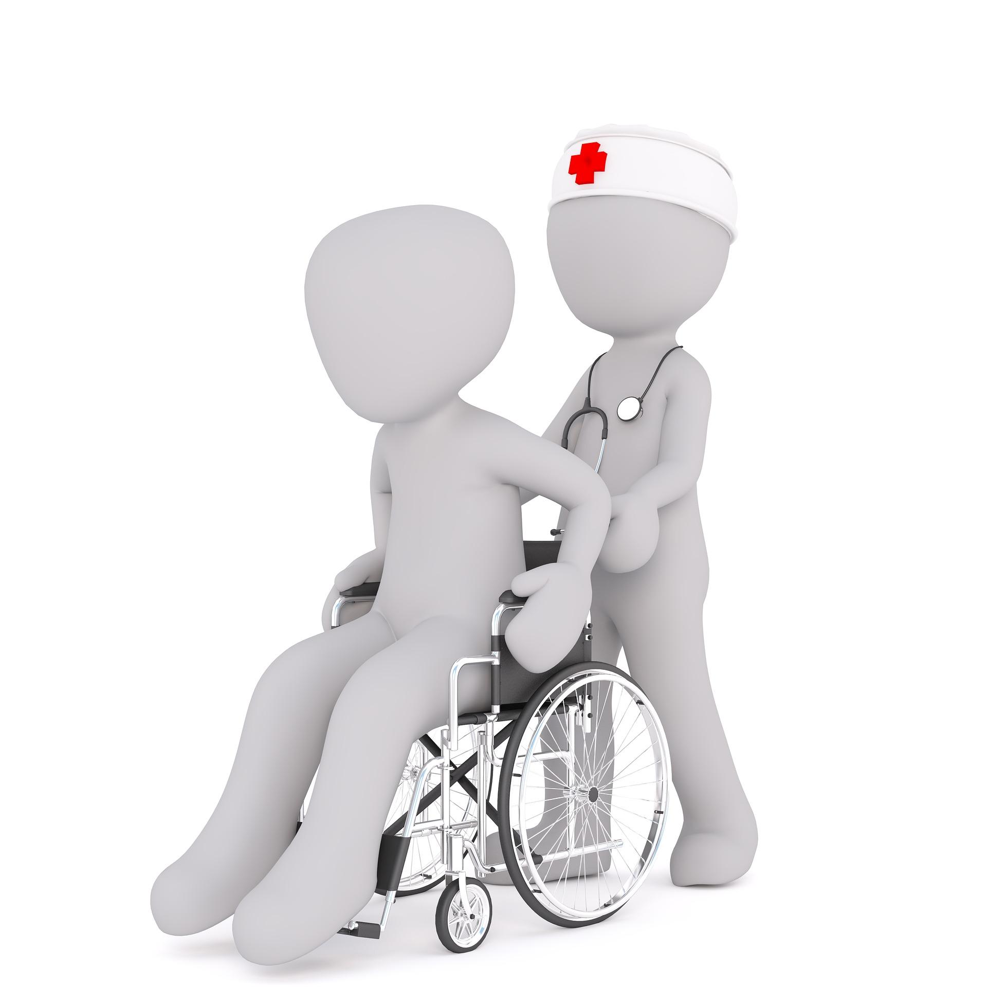 Medical model  Photo Credits Pixabay