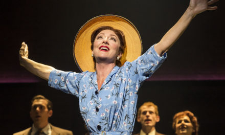 """Bright Star"" Shines It's Light on The Ahmanson, Los Angeles"