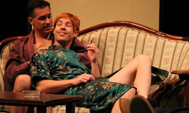 "TotoToo's production of ""Bent"" – On Being Gay in Nazi Germany"