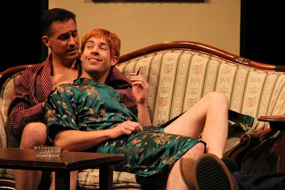 """TotoToo's production of """"Bent"""" – On Being Gay in Nazi Germany"""