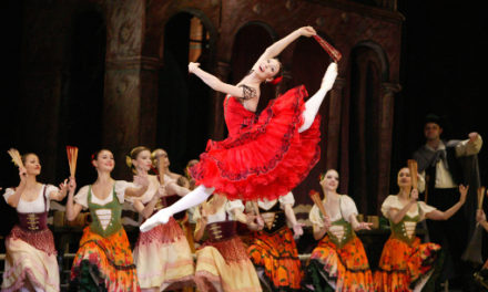 Maria Alexandrova: The Bolshoy Prima On Life, Dance, And The London Russian Ballet School