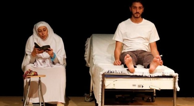 In Beirut, Play About Syrian War Gets As Close To Home As It Can