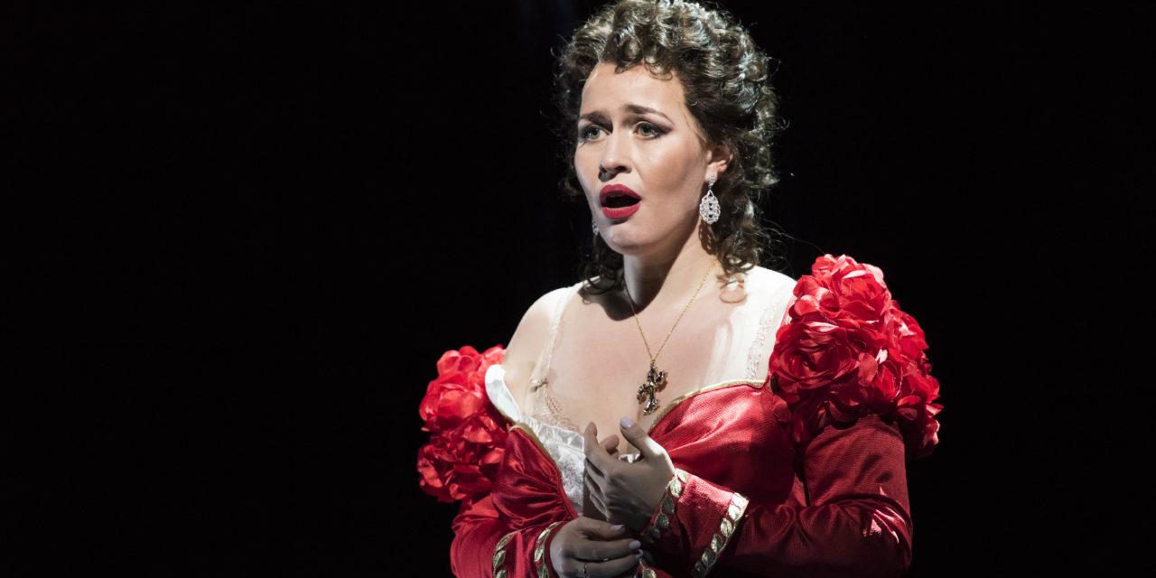 "A Convincing ""Tosca"" at Boston Lyric Opera"