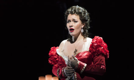 "A Convincing ""Tosca"" at Boston Lyric Opera"