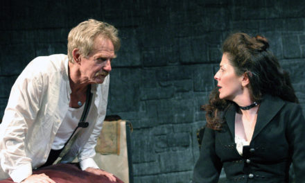 """The Dance Of Death"" At The Odyssey Theatre Ensemble"