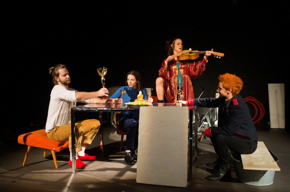 Cynical Messages As Well As Positive Values: New Drama Festival Report