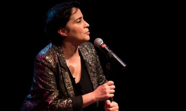 "Family, Latinidad, and Queerness Coalesce In Marga Gomez's ""Latin Standards"""