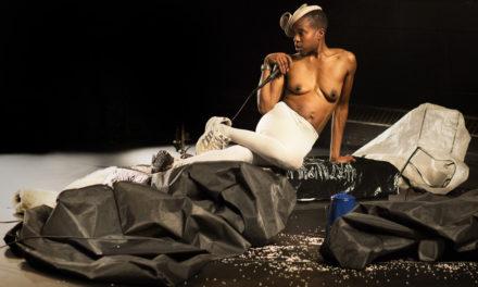 "Dana Michel's ""Mercurial George"" – Illegibility, Identity, Blackness"