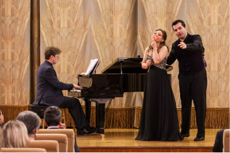 Young Opera Stars Switch Places And Find The Best Of Both Worlds