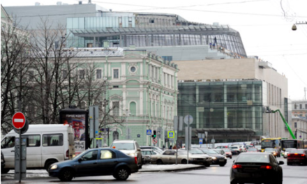 Design Of Mariinsky Theater 2 Causes Uproar In Petersburg