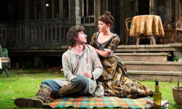 British Chekhov Production Meets With High Acclaim