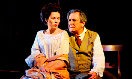 "Chekhov's Famous Play ""Uncle Vanya"" Staged In London"