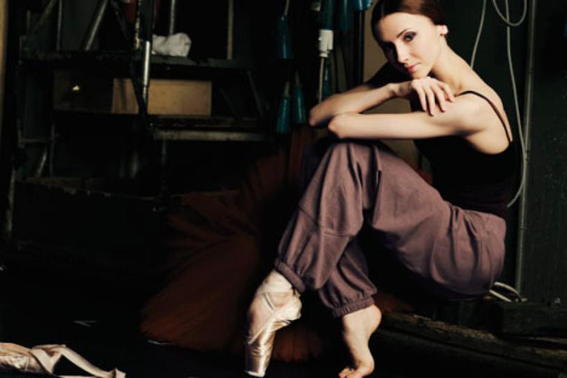 Svetlana Zakharova, Dancing On Giselle's Points
