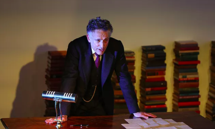 "David Greenspan's One-Man, 6-Hour Performance of Eugene O'Neill's ""Strange Interlude"""