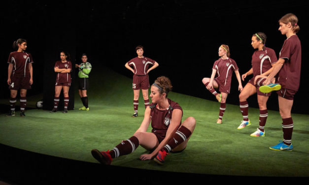 "'No I in Team' – Sarah DeLappe's ""The Wolves"" at TheaterWorks"