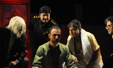 Singhasaner Kshayrog: A Daring Production of a Play, Relevant At All Times