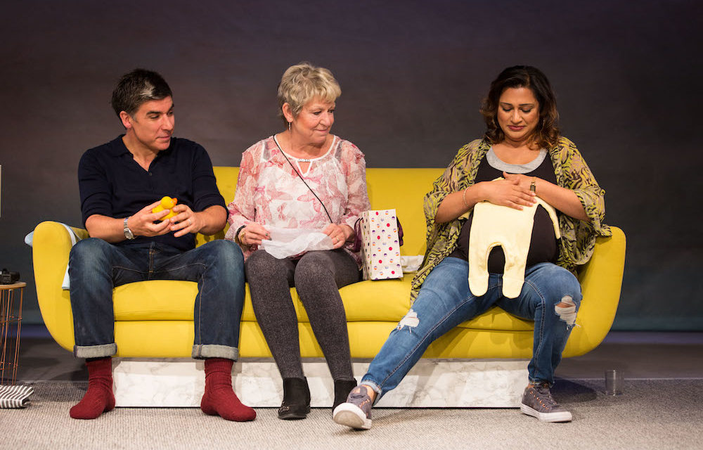 """""""Of Kith And Kin"""" at The Bush Theatre"""