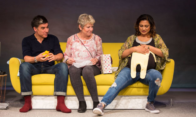 """Of Kith And Kin"" at The Bush Theatre"