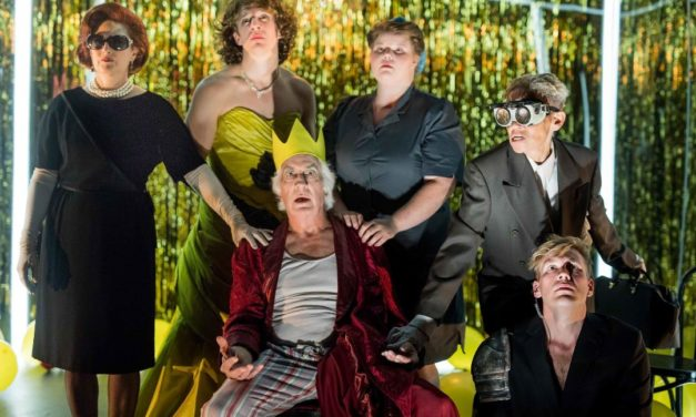 """One Last Grasp: """"Exit The King"""" By Boston's Actor's Shakespeare Project"""