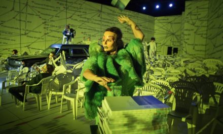"""Cleansed Through Chaos: """"God Bless Iceland"""" at The Reykjavik City Theatre"""