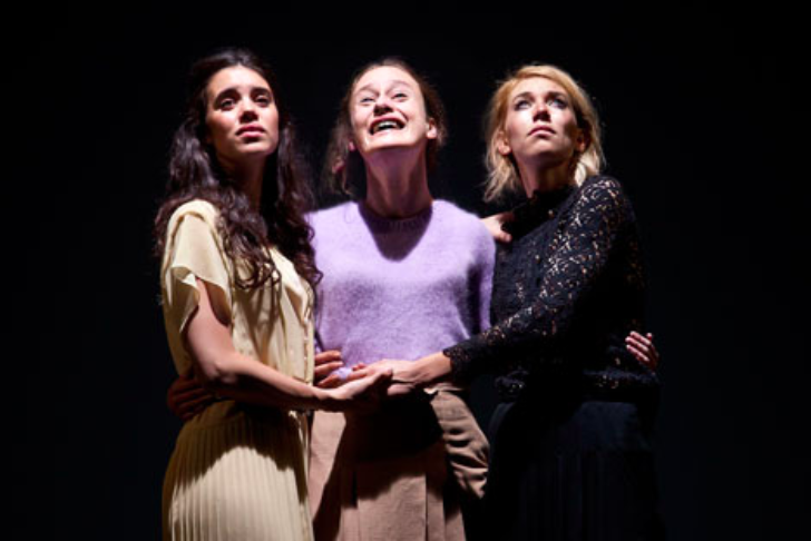 """Updated """"Three Sisters"""" Opens At London's Young Vic"""