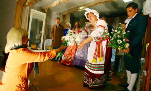 A Big Theatrical Legacy Brought To Life In A Tiny Russian Village